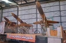 Tên lửa Iran có thể đánh trúng mục tiêu cách xa hơn 1.000km