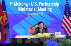 Hội nghị Bộ trưởng quan hệ đối tác Mekong-Mỹ lần thứ nhất