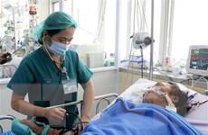 Bệnh viện Chợ Rẫy tiếp nhận ca rắn cắn nặng nhất trong vòng 16 năm qua