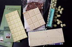 """Chocolate trắng - Đứa con chịu """"oan ức"""" của dòng họ chocolate"""