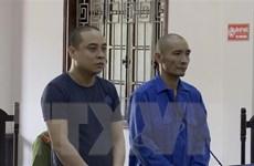 Hòa Bình: Hai bị cáo bị phạt 39 năm tù giam về tội mua bán ma túy