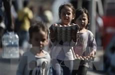 Thủ tướng Đức chỉ trích Áo từ chối tiếp nhận người tị nạn từ Moria
