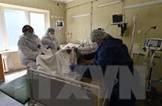 Ukraine, CH Séc ghi nhận số ca bệnh mới cao nhất trong một ngày
