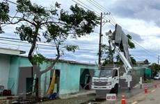 Trước 21 giờ hôm nay sẽ khôi phục cấp điện thành phố Huế và Quảng Trị