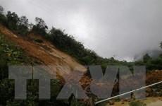 Mưa lớn gây một số thiệt hại tại Lào Cai, vùng núi chuyển rét hại