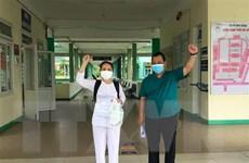 Bệnh nhân COVID-19 cuối cùng tại Bệnh viện Phổi Đà Nẵng được xuất viện