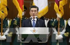 Tân Bộ trưởng Quốc phòng Hàn Quốc nêu bật về Thỏa thuận liên Triều
