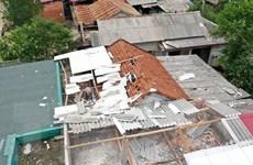 Hỗ trợ Quảng Trị, Thừa Thiên-Huế khắc phục thiệt hại do bão số 5