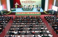 Sơn La: Phát triển kinh tế là trung tâm, xây dựng Đảng là then chốt