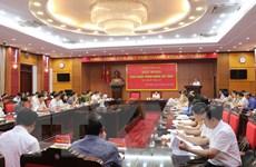 Chuẩn bị mọi mặt cho Đại hội Đảng bộ tỉnh Thái Bình lần thứ XX