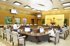 Nghị quyết của Ủy ban Thường vụ Quốc hội phê chuẩn, bổ nhiệm nhân sự