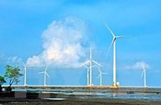Sóc Trăng: Khởi công nhà máy điện gió vùng ven biển Vĩnh Châu
