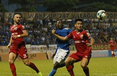 V-League 2020: Than Quảng Ninh chia điểm đáng tiếc trên sân nhà