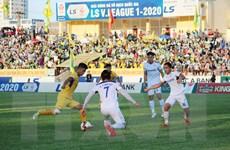 Sông Lam Nghệ An thắng Hoàng Anh Gia Lai trên sân nhà