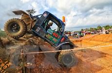 Những cung đường khó khăn tại Giải đua xe ôtô địa hình PVOIL CUP 2020