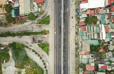 Đường vành đai 3 trên cao Mai Dịch-cầu Thăng Long thông xe trước 10/10