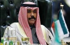 Tân Quốc vương Kuwait tuyên thệ lên ngôi trước Quốc hội