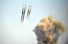 Armenia công bố hình ảnh xác máy bay SU-25 nghi bị bắn hạ