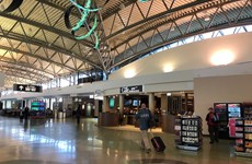 Sân bay đầu tiên của Mỹ triển khai xét nghiệm nhanh COVID-19