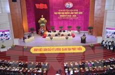 Chủ tịch Quốc hội dự Đại hội đại biểu Đảng bộ tỉnh Hòa Bình