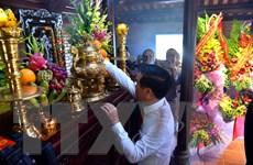 Thừa Thiên-Huế tổ chức lễ kỷ niệm 100 năm ngày sinh nhà thơ Tố Hữu