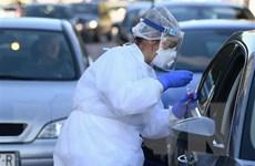 Tốc độ lây nhiễm COVID-19 tại châu Âu ở mức cao nhất thế giới