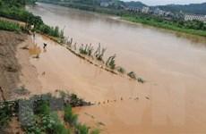 Lào Cai: Mưa lớn gây nhiều thiệt hại, một cháu bé tử vong do lũ cuốn