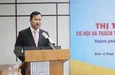 Singapore - cầu nối giúp doanh nghiệp nhỏ và vừa Việt Nam ra thế giới