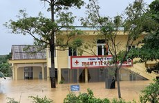 Mưa lũ gây thiệt hại nặng nề tại Quảng Trị, Quảng Nam, Đà Nẵng