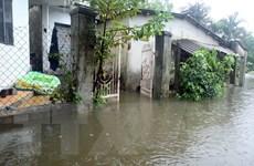 Hình ảnh nhiều nhà dân tại Đà Nẵng bị ngập lụt do mưa lớn