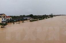 Hà Tĩnh: Học sinh từ mầm non đến THCS ở Hương Khê nghỉ học do mưa lũ