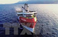 Thổ Nhĩ Kỳ đưa tàu khảo sát Oruc Reis trở lại khu vực tranh chấp