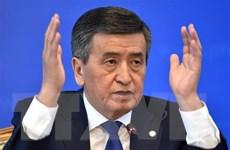 Tổng thống Kyrgyzstan từ chức nhằm chấm dứt khủng hoảng chính trị