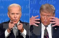 Bầu cử Mỹ: Tăng tốc vận động tranh cử trước thềm phiên tranh luận cuối