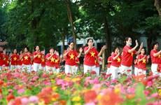 Xây dựng và phát huy giá trị văn hóa, sức mạnh con người Việt Nam