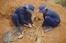[Photo] Đội K52 và những nỗ lực tìm kiếm đồng đội nơi đất khách