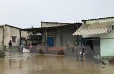 Những thiệt hại ban đầu do bão số 9 tại Phú Yên, Quảng Nam