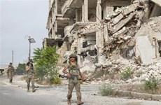 Syria: Quân nổi dậy tấn công đáp trả lực lượng ủng hộ chính phủ
