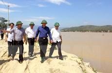 Bình Định, Hà Tĩnh, Quảng Ngãi, Gia Lai khắc phục hậu quả do bão số 9