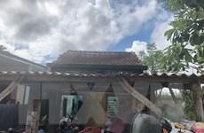 Quảng Ngãi nỗ lực ổn định cuộc sống cho người dân sau bão số 9
