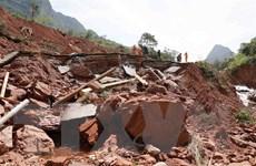 Tìm thấy thi thể hai nạn nhân vụ sạt lở đất tại Quảng Bình