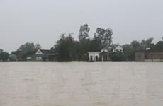 Nghệ An: Thanh Chương nước đã rút, Hưng Nguyên bị cô lập hoàn toàn