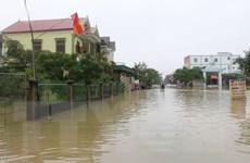 Nghệ An đã có 10 người thương vong và mất tích do mưa lũ