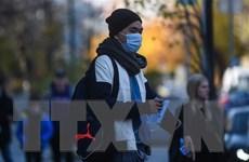 Dịch COVID-19: Số ca mắc ở châu Âu tăng gấp đôi trong 5 tuần