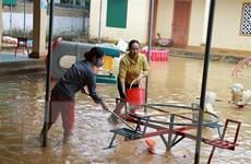 Chính phủ Australia, Thụy Sỹ viện trợ cho người dân vùng lũ miền Trung