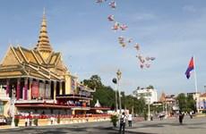 Đảng, Nhà nước, Chính phủ Việt Nam chúc mừng Quốc khánh Campuchia