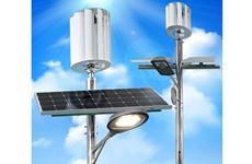 Haedong Tech giới thiệu hệ thống hybrid dùng cho đèn đường và xe hơi