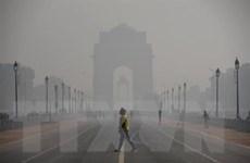 Thủ đô New Delhi của Ấn Độ ghi nhận ngày ô nhiễm nhất trong năm