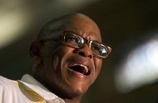 Nam Phi phát lệnh bắt giữ Tổng thư ký đảng ANC cầm quyền