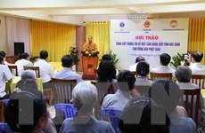 Nâng cao nhận thức về dân số cho đồng bào Phật giáo tại Cà Mau